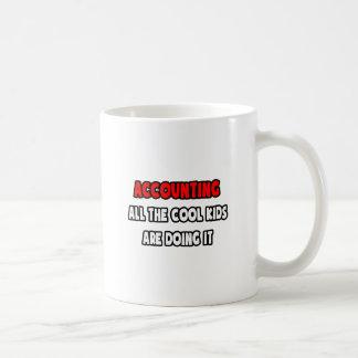 Funny Accountant Shirts and Gifts Coffee Mug