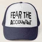 Funny Accountant Trucker Hat