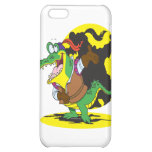 funny actor acting alligator cartoon character iPhone 5C cases