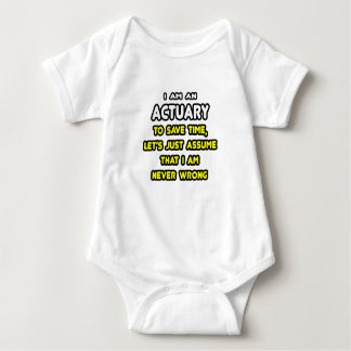 Funny Actuary T-Shirts and Gifts