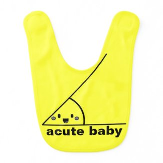 Funny acute angle geeky