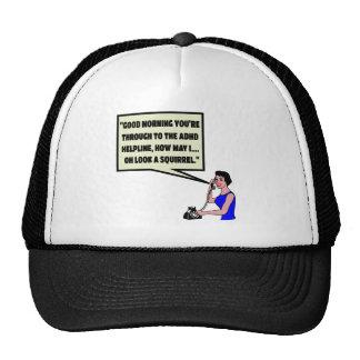 Funny ADHD Trucker Hat