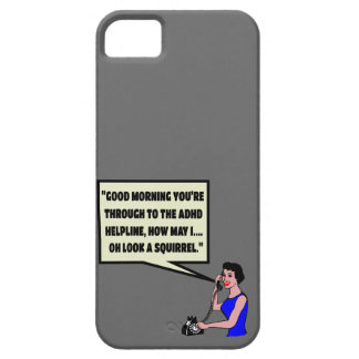 Funny ADHD iPhone SE/5/5s Case