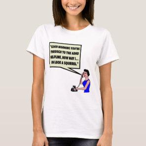 Funny ADHD T-Shirt