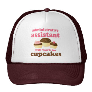 Funny Administrative Assistant Trucker Hat