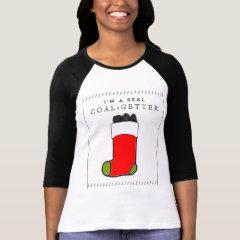 funny adult Christmas T-Shirt