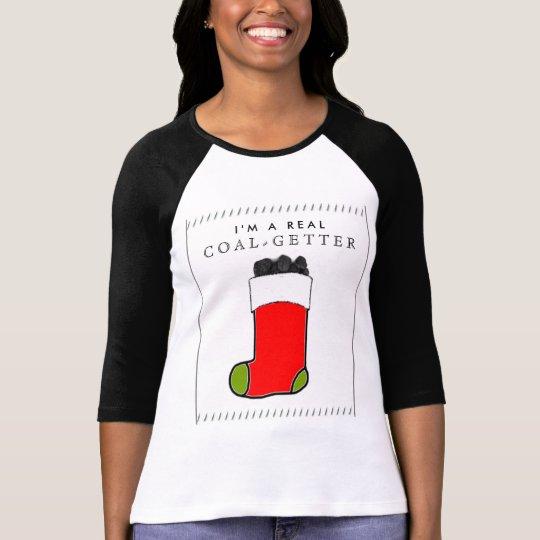28496bc9 funny adult Christmas T-Shirt | Zazzle.com