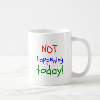 Funny adulting two-sided quote coffee mug