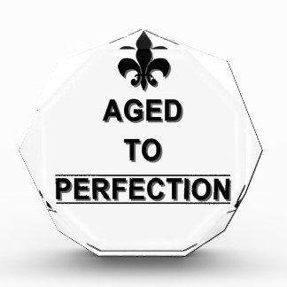 Funny Aged to Perfection Gift Awards
