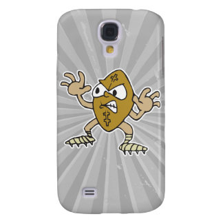 funny aggressive mean football cartoon character samsung s4 case