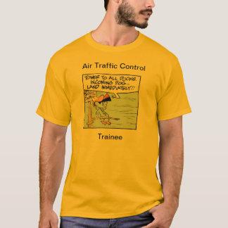 Funny Air Traffic Control Trainee Cartoon Shirt