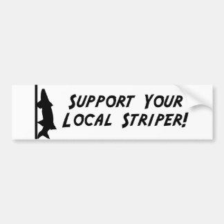 Funny Alaskan Gifts! Car Bumper Sticker