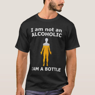 Funny Alcoholic T-Shirt