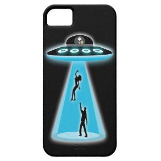Funny Alien Abduction iPhone SE/5/5s Case