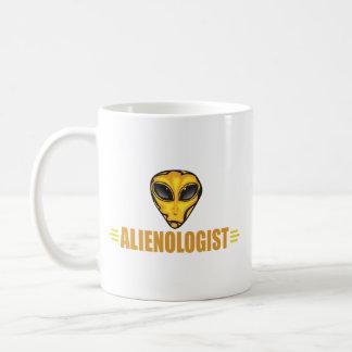 Funny Alien Lover Coffee Mug