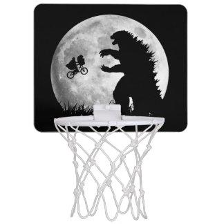 Funny ALIENS vs MONSTERS Mini Basketball Hoops