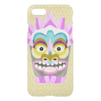 Funny Aloha Tiki Hut Monster iPhone 8/7 Case