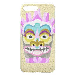 Funny Aloha Tiki Hut Monster iPhone 8 Plus/7 Plus Case