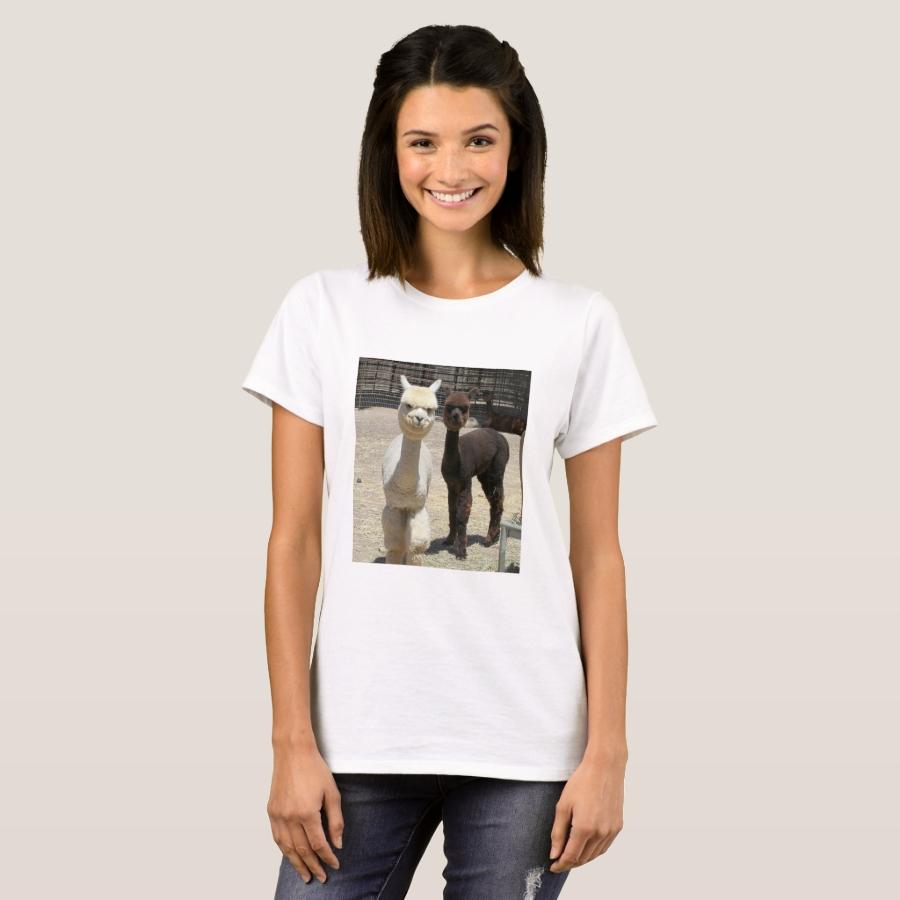 Funny Alpacas T-shirt - Best Selling Long-Sleeve Street Fashion Shirt Designs
