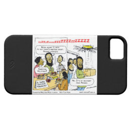Funny Amazon Drone iPhone 5/5S Case