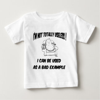 Funny, amusing.  I can be used for an example..... Tee Shirt