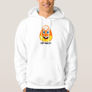 Funny and cute candy Halloween Hoodie