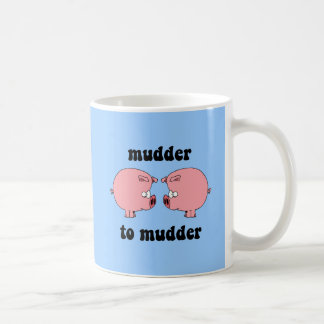 Funny and cute pigs mugs