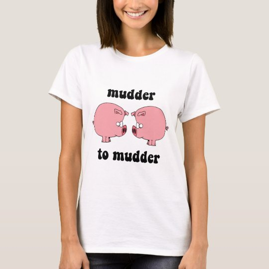 Funny and cute pigs T-Shirt