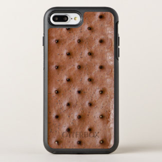 Funny and Sweet Ice Cream Sandwich Look OtterBox Symmetry iPhone 7 Plus Case
