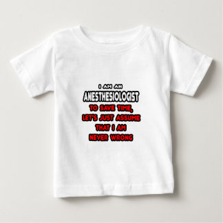 Funny Anesthesiologist T-Shirts and Gifts