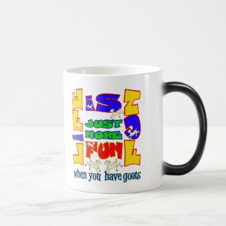 Funny Animal Saying  Goat Humor Magic Mug