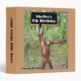 Funny Animal Scrapbook Album Binder