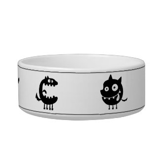 Funny Animals Pet Bowl