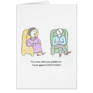 Funny Anniversary Card Cards