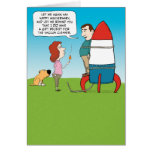 Funny Anniversary Card: Lighting the Fuse Greeting Card