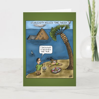 Funny Anniversary Cards: Ships Ahoy by nopolymon