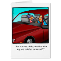 Funny Anniversary Humor Card For Him