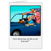 Funny Anniversary Humor Card For Them