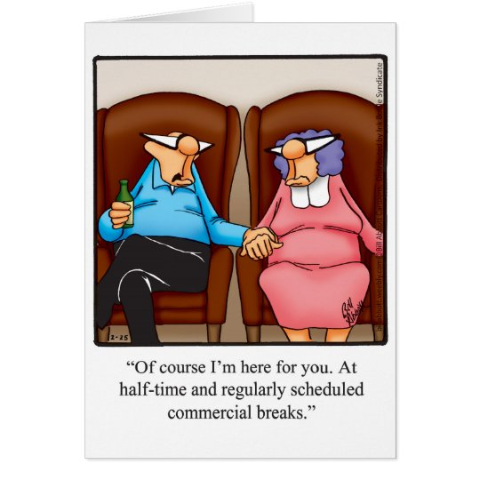 Funny Wedding Anniversary: Funny Anniversary Humor Greeting Card