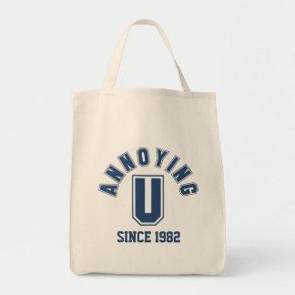 Funny Annoying You Bag, Blue