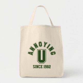Funny Annoying You Bag, Green