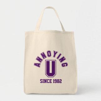 Funny Annoying You Bag, Purple