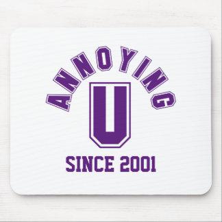 Funny Annoying You Mousepad, Purple