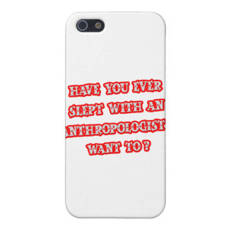 Funny Anthropologist Pick-Up Line Covers For iPhone 5