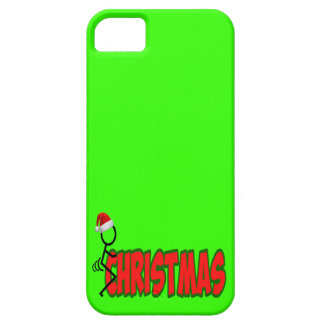 Funny anti Christmas iPhone SE/5/5s Case