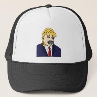 Funny Anti Donald Trump Political Cartoon Trucker Hat