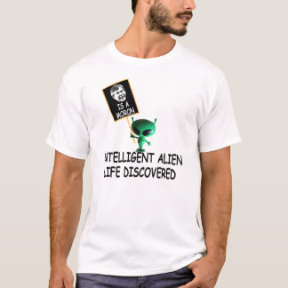 Funny anti Gordon Brown T-Shirt