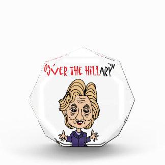 Funny Anti Hillary Clinton Political Art Awards