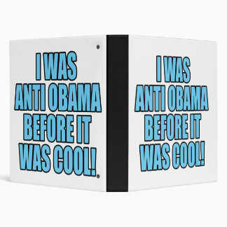 Funny Anti Obama Binder