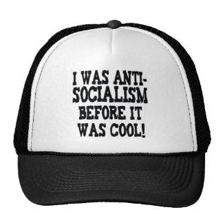 Funny Anti-Obama Trucker Hats